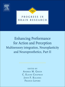 Ebook in inglese Enhancing performance for action and perception -, -