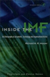 Foto Cover di Inside the IMF, Ebook inglese di Richard H.R. Harper, edito da Elsevier Science