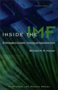 Ebook in inglese Inside the IMF Harper, Richard H.R.