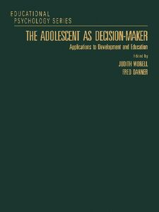 Ebook in inglese The Adolescent as Decision-Maker