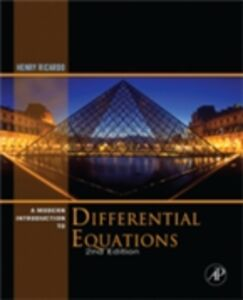 Foto Cover di Modern Introduction to Differential Equations, Ebook inglese di Henry J. Ricardo, edito da Elsevier Science