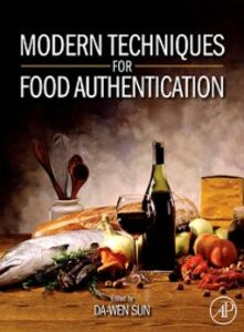 Ebook in inglese Modern Techniques for Food Authentication -, -