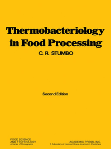 Ebook in inglese Thermobacteriology in Food Processing Stumbo, C. R.