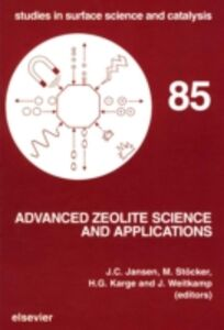 Ebook in inglese Advanced Zeolite Science and Applications