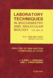 Ebook in inglese Analysis of RNA-Protein Complexes in vitro -, -