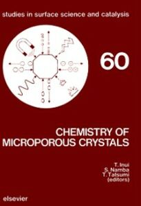 Ebook in inglese Chemistry of Microporous Crystals