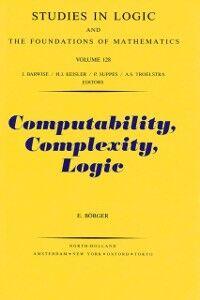 Ebook in inglese Computability, Complexity, Logic Borger, E.
