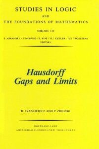 Foto Cover di Hausdorff Gaps and Limits, Ebook inglese di R. Frankiewicz,P. Zbierski, edito da Elsevier Science