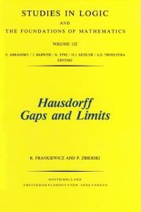 Ebook in inglese Hausdorff Gaps and Limits Frankiewicz, R. , Zbierski, P.