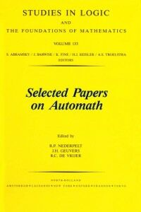 Ebook in inglese Selected Papers on Automath