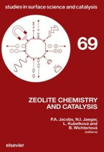 Ebook in inglese Zeolite Chemistry and Catalysis -, -