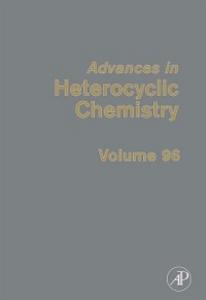 Ebook in inglese Advances in Heterocyclic Chemistry, -, -