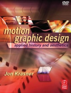 Ebook in inglese Motion Graphic Design Krasner, Jon