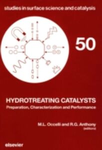 Ebook in inglese Hydrotreating Catalysts