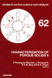Ebook in inglese Characterization of Porous Solids II -, -