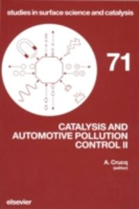 Ebook in inglese Catalysis and Automotive Pollution Control II -, -
