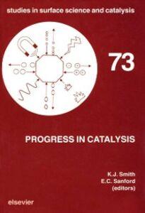 Ebook in inglese Progress in Catalysis