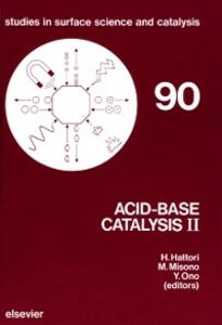 Ebook in inglese Acid-Base Catalysis II -, -