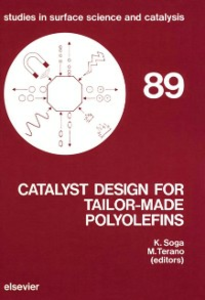 Ebook in inglese Catalyst Design for Tailor-Made Polyolefins -, -
