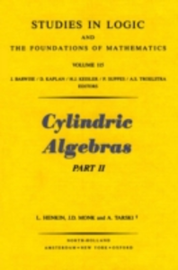 Ebook in inglese Cylindric Algebras Unknown, Author