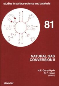 Ebook in inglese Natural Gas Conversion II -, -