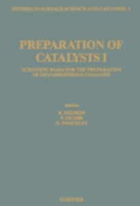 Ebook in inglese Preparation of Catalysts I -, -