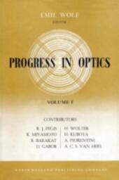 Progress in Optics Volume 1