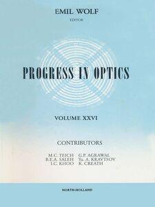 Ebook in inglese Progress in Optics Volume 26
