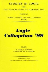 Ebook in inglese Logic Colloquium '88 -, -