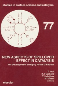 Ebook in inglese New Aspects of Spillover Effect in Catalysis -, -
