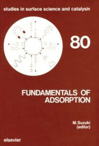 Ebook in inglese Fundamentals of Adsorption -, -