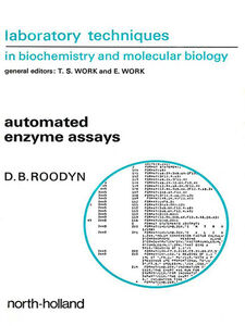 Foto Cover di Automated Enzyme Assays, Ebook inglese di D.B. Roodyn, edito da Elsevier Science