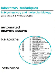 Ebook in inglese Automated Enzyme Assays Roodyn, D.B.