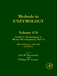 Ebook in inglese Guide to Techniques in Mouse Development, Part A -, -