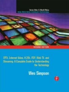 Ebook in inglese Video Over IP Simpson, Wes