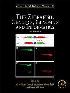 Ebook in inglese The Zebrafish -, -