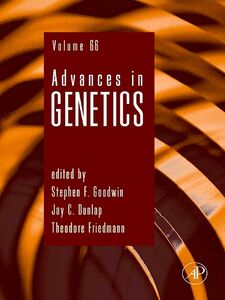 Ebook in inglese Advances in Genetics -, -