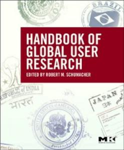 Ebook in inglese Handbook of Global User Research Schumacher, Robert