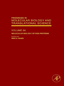 Ebook in inglese Molecular Biology of RGS Proteins -, -