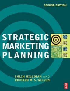 Ebook in inglese Strategic Marketing Planning Gilligan, Colin , Wilson, Richard M.S.