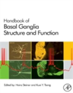 Ebook in inglese Handbook of Basal Ganglia Structure and Function