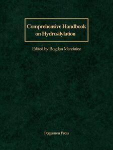 Ebook in inglese Comprehensive Handbook on Hydrosilylation -, -
