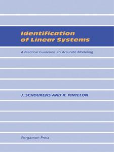 Ebook in inglese Identification of Linear Systems Pintelon, R. , Schoukens, J.
