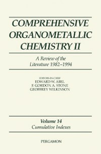 Ebook in inglese Comprehensive Organometallic Chemistry II: A Review of the Literature 1982-1994 -, -