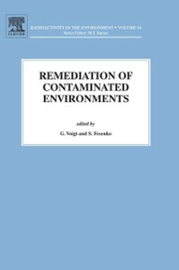 Ebook in inglese Remediation of Contaminated Environments -, -