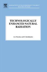 Ebook in inglese TENR - Technologically Enhanced Natural Radiation Paschoa, Anselmo Salles , Steinhausler, F.