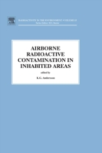 Ebook in inglese Airborne Radioactive Contamination in Inhabited Areas -, -