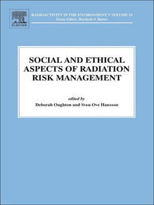 Ebook in inglese Social and Ethical Aspects of Radiation Risk Management -, -