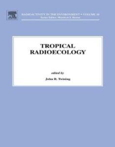 Ebook in inglese Tropical Radioecology -, -