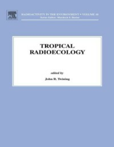 Ebook in inglese Tropical Radioecology -, -